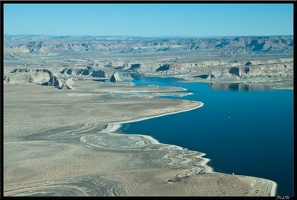 05 1  Avion Lake Powell et Rainbow Bridge 0017