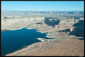 05 1  Avion Lake Powell et Rainbow Bridge 0021