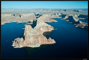 05 1  Avion Lake Powell et Rainbow Bridge 0027