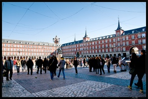 01 MADRID Plaza Mayor 03