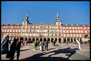 01 MADRID Plaza Mayor 06