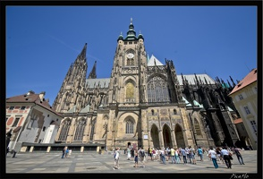 Prague Cathedrale St Guy 016