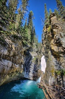 Canada 01 Johnston Canyon 02