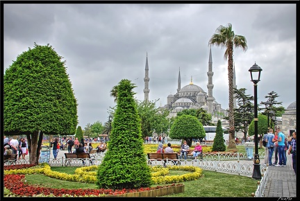 Istanbul 05 Mosquee bleue 01