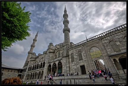 Istanbul 05 Mosquee bleue 04