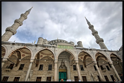 Istanbul 05 Mosquee bleue 05
