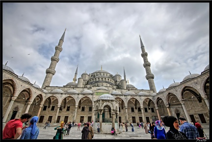 Istanbul 05 Mosquee bleue 06